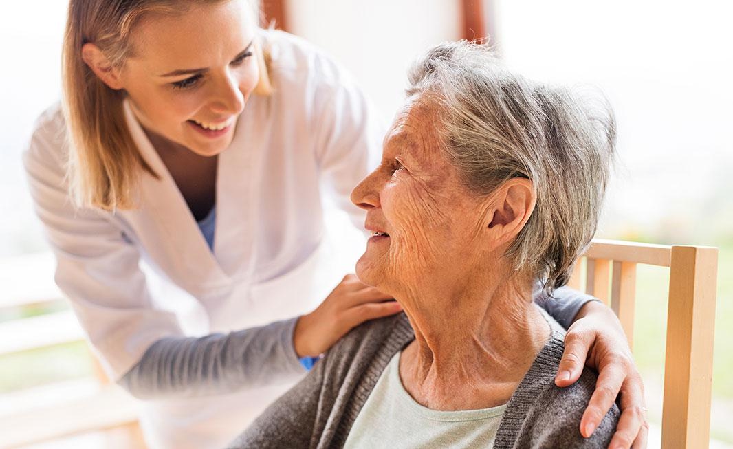Helping Elderly